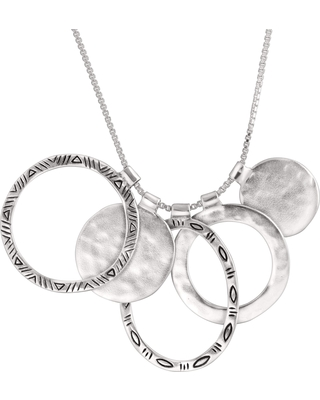 Silpada 'Most Clever' Necklace in Sterling Silver