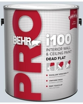 Discover Deals On Behr Pro 5 Gal 560e 3 Silver Strand Dead Flat Interior Paint