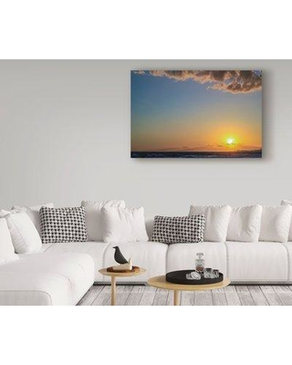 """Highland Dunes 'My Heaven' Photographic Print on Wrapped Canvas HGLN1246 Size: 12"""" H x 19"""" W x 2"""" D"""