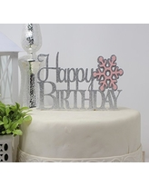 can Have a Maximum Length of 104in 7.30 feet 87.5in 8.7 feet All About Details Shimmer Pink /& Gold Princess Theme Happy Birthday Banner