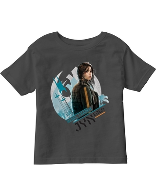 Rogue One: A Star Wars Story Tee for Girls Customizable Official shopDisney