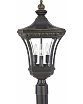 "Devon Collection 23"" High Outdoor Post Light"