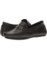 Massimo Matteo Penny Keeper (Black Bison) Women's Moccasin Shoes