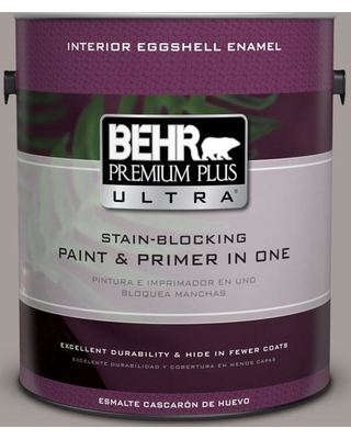 BEHR ULTRA 1 gal. #PPU17-12 Smoked Mauve Eggshell Enamel Interior Paint and Primer in One