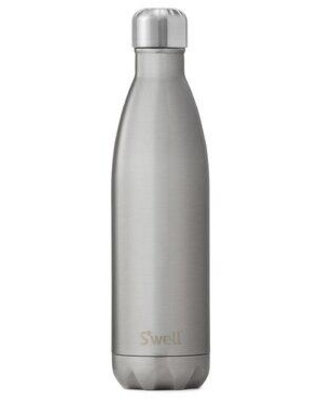 S'well S'well Silver Lining 25 Oz Stainless Steel Water Bottle LWB-SLVR07