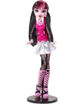 Monster High Frightfully Tall Ghouls' Draculaura Doll