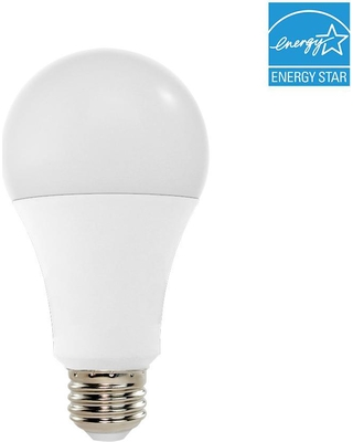 Irtronix Irtronix 100 Watt Equivalent 5000k A21 Dimmable Led Light Bulb Cool White From Home Depot Real Simple