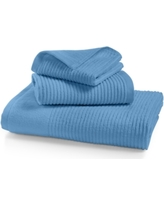 Martha Stewart Collection Quick Dry Reversible Bath Towel, Created for Macy's Bedding