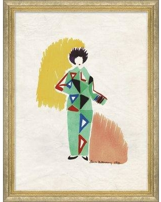Great Deal On Ebern Designs Funky Fabolous Fashion Framed Graphic Art Print Paper In Green Size Small 18 24 Wayfair D6d30db63e3042b683242d9743503d02