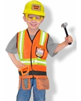 Melissa and Doug Construction Worker Costume - Kids