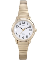 Women's Timex Easy Reader Expansion Band Watch - Gold T2H351JT