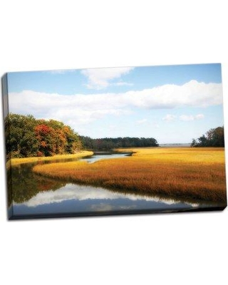 Millwood Pines 'King's Creek II' Photographic Print on Wrapped Canvas BF053124