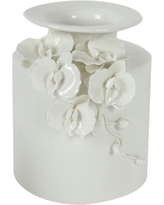 Home Accents Vase, White