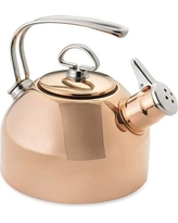 Chantal Whistling Copper Tea Kettle