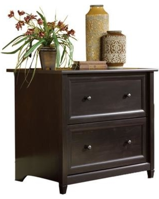 Great Deal On Three Posts Lamantia 2 Drawer Lateral Filing Cabinet Wood In Estate Black Size 29 H X 33 W X 23 D Wayfair Thre4523 28856572