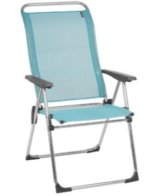 HomeRoots Shellylac Aluminum Camping Chair Set Of 4