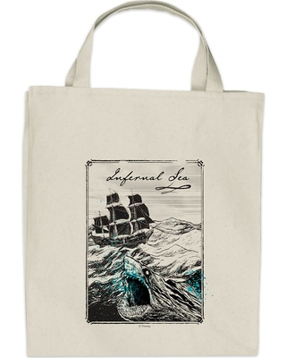Infernal Sea Tote Pirates of the Caribbean: Dead Men Tell No Tales Customizable Official shopDisney