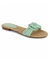 Esprit Katelyn Sandals, Created for Macy's - Mint