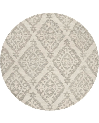 Cant Miss Deals On Safavieh Micro Loop Light Gray 5 Ft X 5 Ft