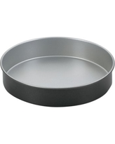 Cuisinart AMB-9RCK 9-Inch Chef's Classic Nonstick Bakeware Round Cake Pan, Silver