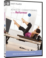 STOTT PILATES Athletic Conditioning on the Reformer, Level 4 DVD, Size: One size