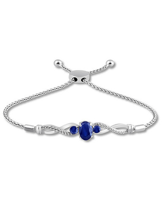 1a065efae62 Check out some Sweet Savings on Blue & White Lab-Created Sapphire ...