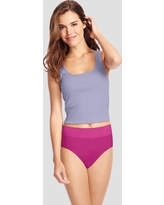 Hanes Premium Women's Smoothing Seamless 3pk Basic High Cut Briefs - Colors Vary 5, Multicolored