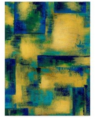 """Ebern Designs 'Unconditional I' Acrylic Painting Print on Wrapped Canvas ENDE2600 Size: 19"""" H x 14"""" W x 2"""" D"""