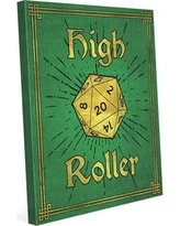 """Click Wall Art High Roller Painting Print on Wrapped Canvas in Emerald GRM0000129CAN Size: 36"""" H x 24"""" W x 1.5"""" D"""