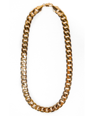 Women's Petit Moments Amber Chain Necklace