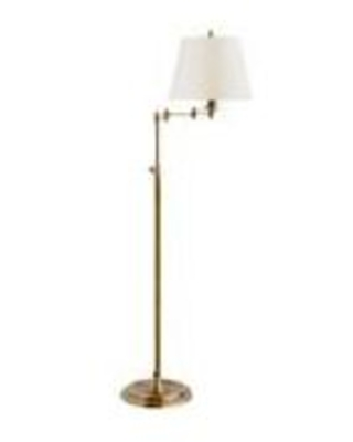 Visual Comfort and Co. Studio Vc Candle Stick 47 Inch Reading Lamp - S 1200HAB-L