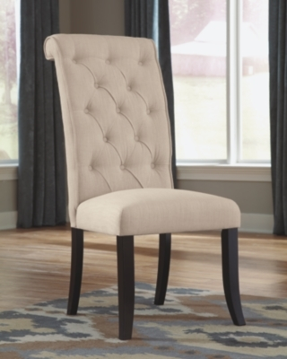 Tripton Dining Room Chair (Set of 2), Linen