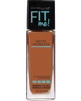 Maybelline Fit ME! Matte + Poreless Foundation - 338 Spicy Brown