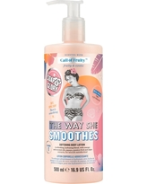 Soap & Glory Call of Fruity Smooth Sailing Body Lotion - 16.2oz
