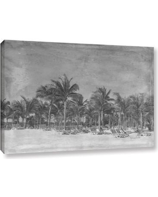 """Bay Isle Home Paradise Photographic Print on Gallery Wrapped Canvas BAYI3136 Size: 12"""" H x 18"""" W x 2"""" D"""