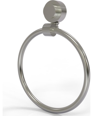 Allied Brass Venus Collection Towel Ring in Satin Nickel