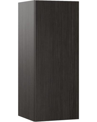 Hampton Bay Designer Series Edgeley Assembled 12x30x12 in. Wall Kitchen Cabinet in Thunder