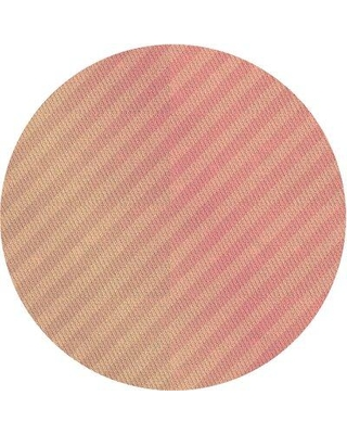 East Urban Home Cheryll Striped Wool Pink Area Rug X113326777 Rug Size: Rectangle 3' x 5'