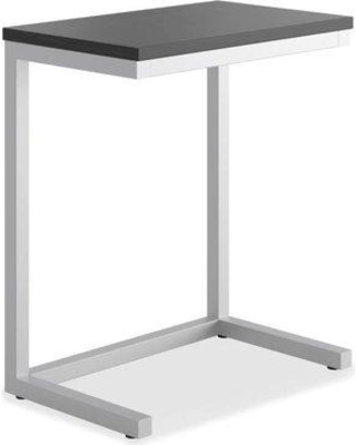 HON Occasional Cantilever End Table BSXHML8858P / BSXHML8858C1 / BSXHML8858WH Color: Black