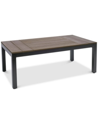 Shopping Special For Stockholm Outdoor Coffee Table Created For Macy S