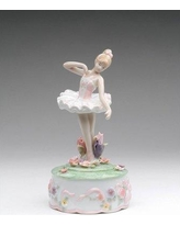 Harriet Bee Faulks Ballerina Girl Musical Box Figurine BF031550