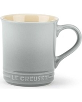 Le Creuset Mugs, Set of 4, French Grey