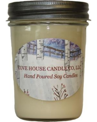 CoveHouseCandleCo Butt Naked Jar Candle CHCC-BN8