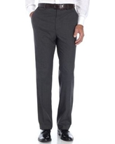 Saddlebred Charcoal Tic Stretch Suit Pants