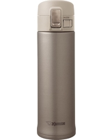 Zojirushi 16oz Stainless Steel Vacuum Insulated Mug with SlickSteel Interior- Champagne Gold