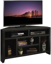 Darby Home Co Garretson Solid Wood Corner TV Stand for TVs up to 58 inches DBHC9076