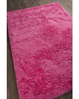 Zoomie Kids Garretson Hand-Woven Hot Pink Area Rug ZMIE5907 Rug Size: 9' x 13'