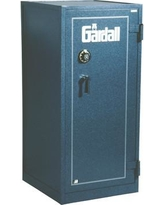 """Gardall 55.5"""" H Two Hour Fire Resistant Record Safe 4820 Finish: Sandstone, Lock: Group II Combination Lock"""