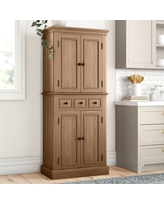 Check Out Deals On Stahl 72 Kitchen Pantry