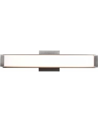 Access Lighting Fjord 19 Inch LED Wall Sconce - 62481LEDD-BS/OPL